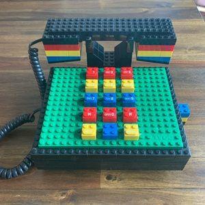 LEGO Vintage 1980's Telephone